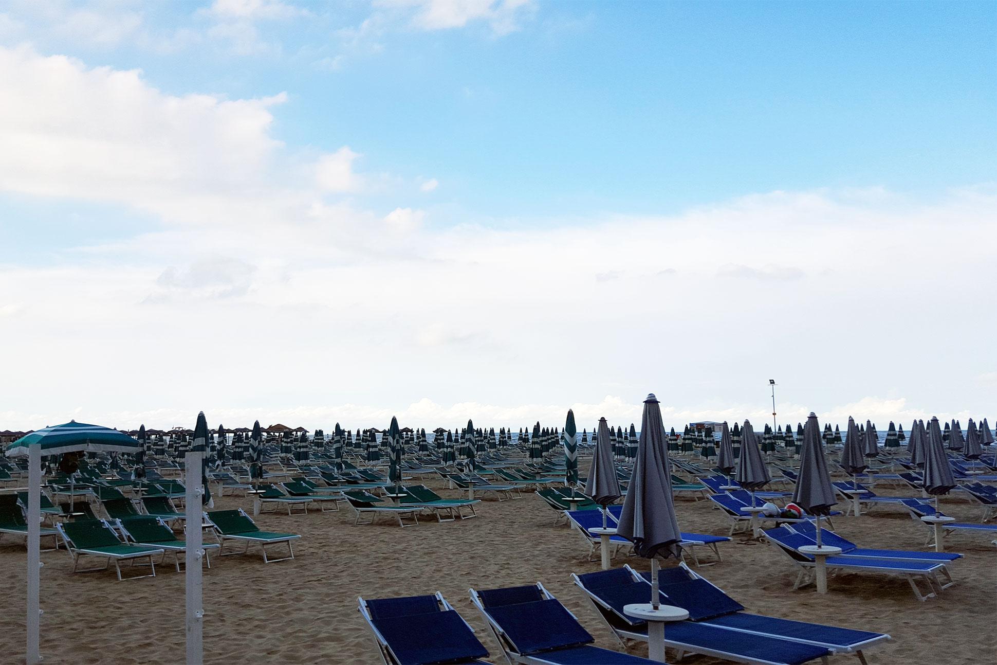 Prime Spiagge Rimini Spiaggia A Rimini Spiagge Di Rimini