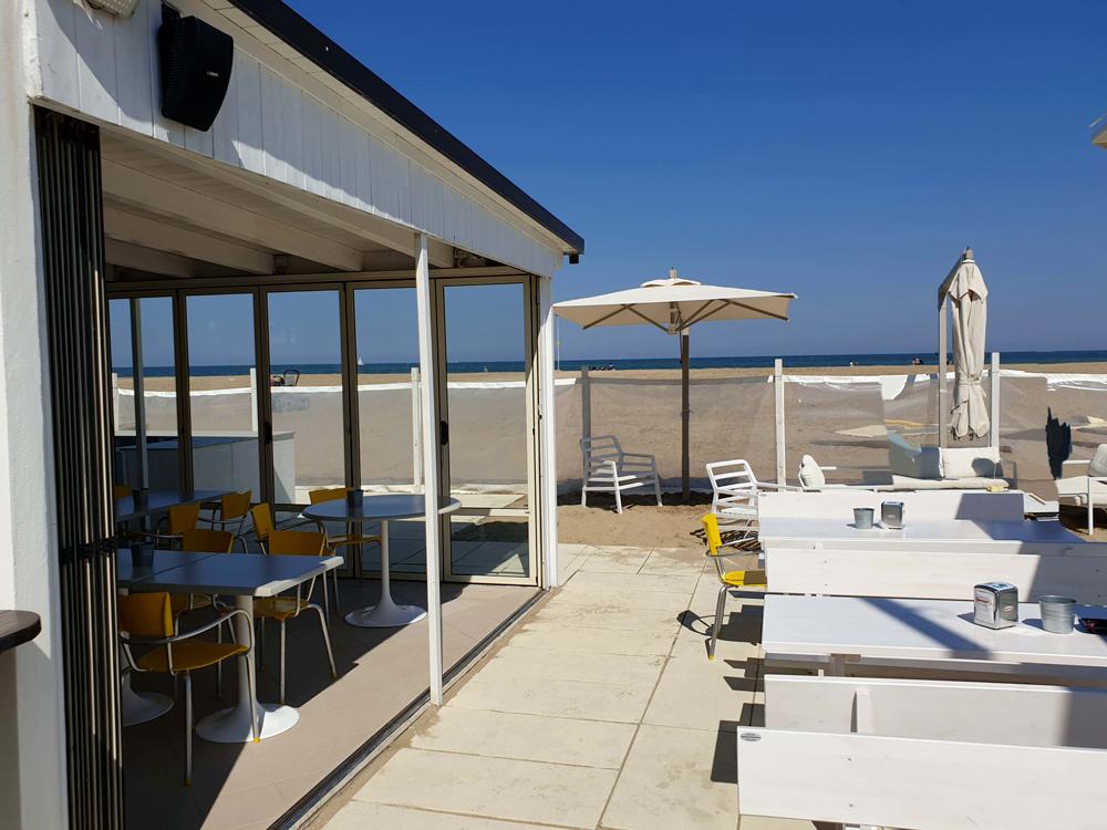 Bar PrimeSpiagge Rimini bagni 5, 6 e 7